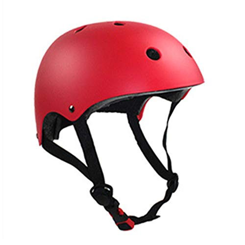 CCTRO Skateboard Helmet, Adjustable Impact Resistance Ventilation Bike Skating Scooter Helmet for Cycling Skateboarding Scooter Roller Skate Inline Skating Rock Climbing
