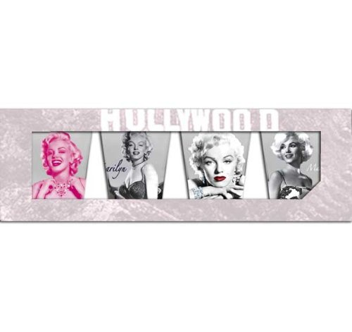 Marilyn Monroe Shot Glass Set