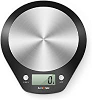 ACCUWEIGHT Digital Kitchen Scales Food Scales for Baking Cooking Electronic Stainless Steel Postal Scale for Home School...