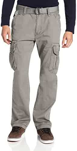 UNIONBAY Men's Survivor Iv Relaxed Fit Cargo Pant-Reg Big Tall Sizes