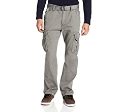 Choose SZ//color UNIONBAY Men/'s Survivor Iv Relaxed Fit Cargo Pant-