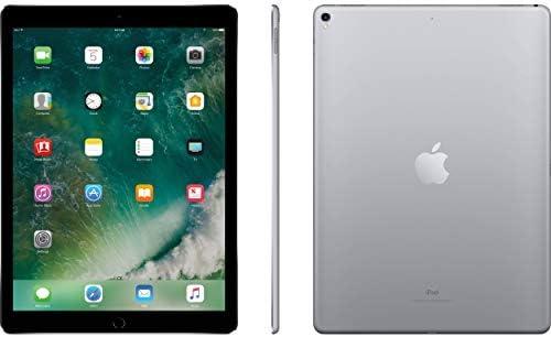 Apple iPad Pro second 12.9in with Wi-Fi 2017 Model, 256GB, Grey (Renewed)