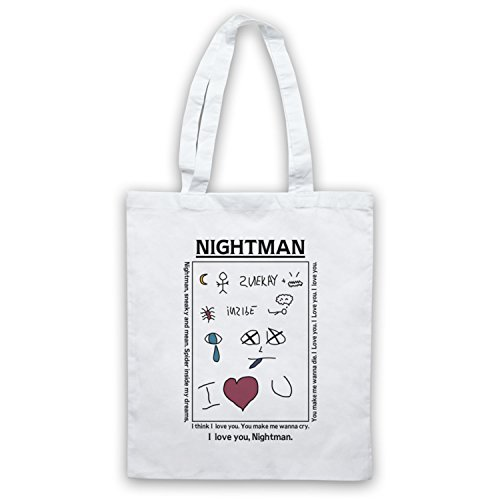 Lyrics Nightman Philadelphia It's White Bag Tote Inspired Unofficial Sunny Always Note by In 16wYqx8qXF