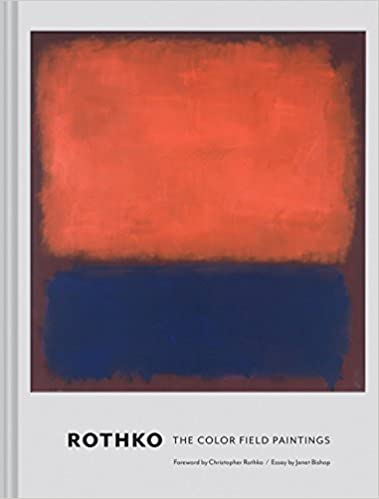 amazon rothko the color field paintings janet bishop