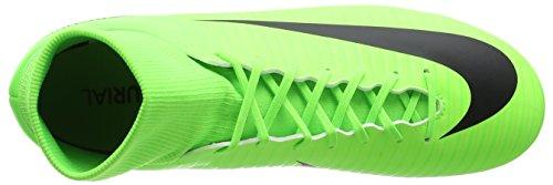 Nike Mercurial Victory Vi Df Fg Heren Voetbalschoenen 903609 Voetbalcleats (us 9, Electric Green Black 303)