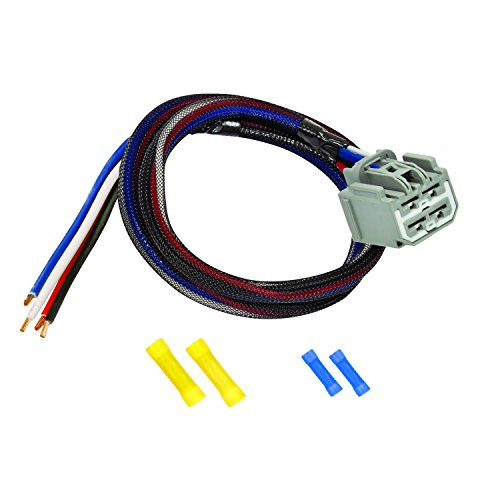 Tekonsha 3045-S Brake Control Wiring Adapter for Dodge and Jeep