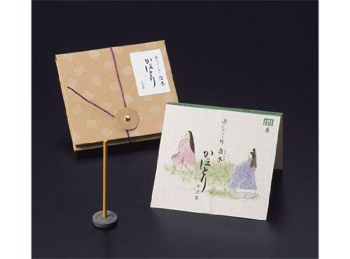 Shoyeido GenjiシリーズIncense – Mistletoe (Yadorigi) B001EHB00C