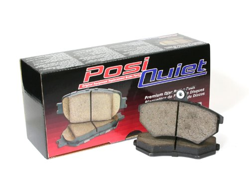 (Centric 105.14510 Rear Brake Pad)