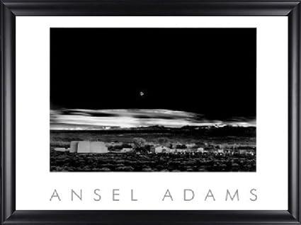 Amazon Com Fineartonsale Com Moonrise Hernandez New Mexico Ansel