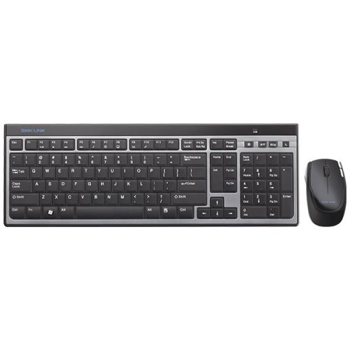 Smk. Link Vp6610 Versapoint Wireless Rf Keyboard And Mouse . Keyboard . Wireless Keys . Usb . Mouse . Wireless . Optical . Usb