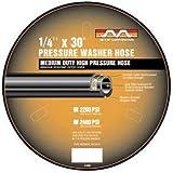 Mi T M AW-0015-0239 Pressure Washer Hose, 30'