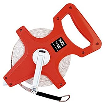 100 FT OPEN FACE TAPE MEASURE 100 FT OPEN FACE TAPE MEASURE Amazon