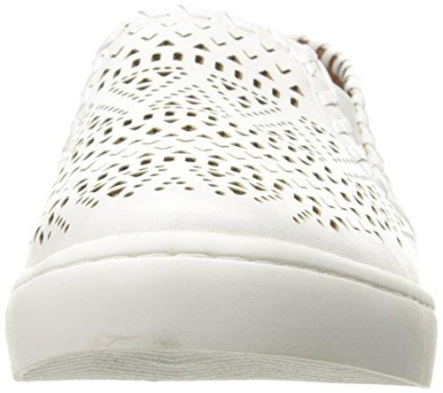 Rapporten Kvinners Ashley Mote Sneaker Hvit ...