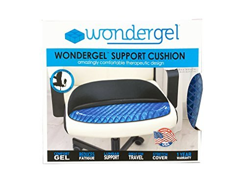 Wondergel Support Cushion for Office Chairs