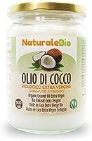 Aceite de Coco Ecológico Extra Virgen 500 ml. Crudo y prensado en frío. 100% Orgánico