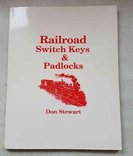 (Railroad Switch Keys & Padlocks)