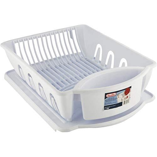 - Sterilite 06418006 Ultra Sink Set - White