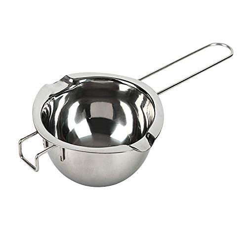 18/8 Stainless Steel Universal Double Boiler | Melting Pot | Smart Baking Tool (Set of 1)