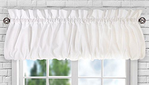 Ellis Curtain Stacey Balloon Valance, 60