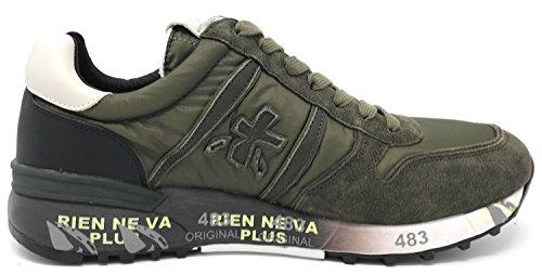 Para Deporte Zapatillas Verdes El Hombre Premiata De xPAHww