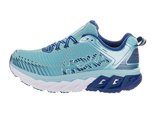 Hoka Arahi Damen Laufschuhe - SS17 Blauer Topaz / elektrisches Blau