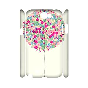 Winfors Balloon Phone 3D Case For Samsung Galaxy Note 2 N7100 [Pattern-1]