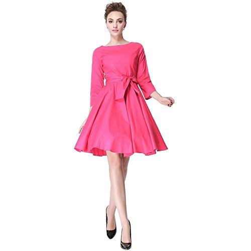 60s retro dress - 7
