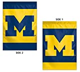 WinCraft NCAA University of Michigan 38076013 2 Sided Vertical Flag, 28'' x 40''
