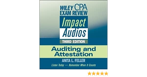 wiley cpa examination review impact audios auditing wiley cpa examination review impact audios listen today remember when it counts
