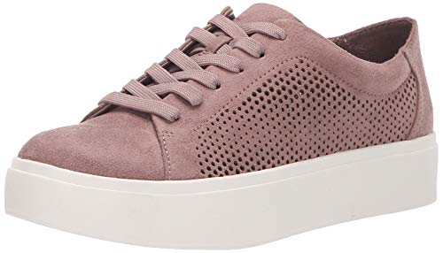 Dr. Scholl's Shoes Women's Kinney Lace Oxford, Hydrangea Cool Microfiber, 8.5 M US (Dr Scholls Womens Madison Slip On Sneaker)