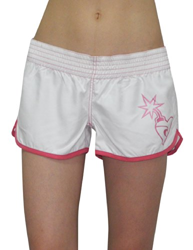 Rip Curl Womens Casual Beach & Surf Summer Shorts 8 White