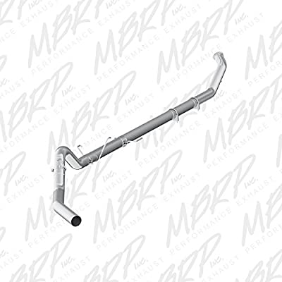 MBRP S6224PLM 5 Turbo Back Single Side Exhaust System