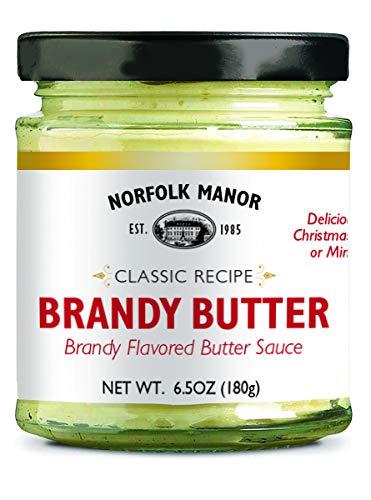 Norfolk Manor Brandy Butter, Brandy Butter, 6.5 Ounce (Pack of - Rum Sauce