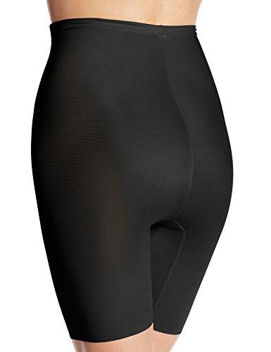 Maidenform Power Slimmers Thigh Slimmer - Accesorio Mujer Black