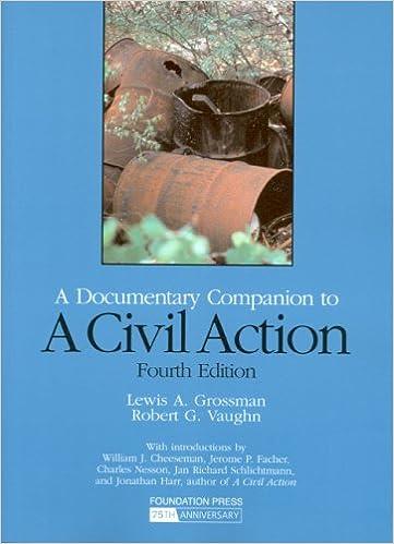 Book a civil action
