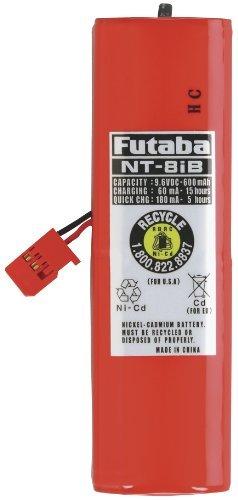 Futaba NT8IB Tx NiCd 9.6V 9VA/H/6NPK/FK 600mAh Transmitter Model: FUTM1465