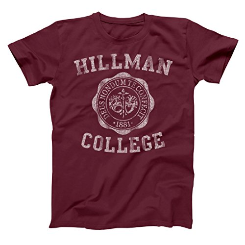 CP Clothing Hillman College University Emblem Mens Shirt XX-Large (College Clothing Store)