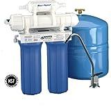 watts 4 stage ro - Watt RO-TFM-4SV Premier 4-Stage Reverse Osmosis System by Watt
