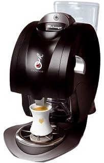 Malongo EXP 240 cafetera Dose Espresso 16 Bars Oh Espresso. Black