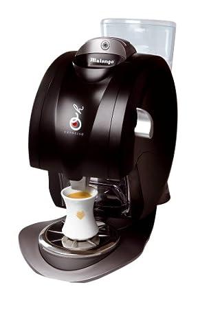 Malongo EXP 240 cafetera Dose Espresso 16 Bars Oh Espresso. Black: Amazon.es: Hogar