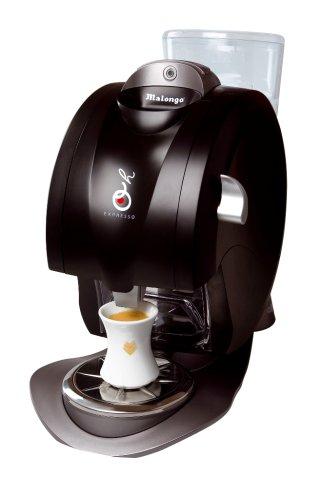 Malongo EXP 240 cafetera Dose Espresso 16 Bars Oh Espresso. Black ...