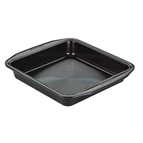 Circulon Symmetry Nonstick Bakeware Square Cake Pan, 9