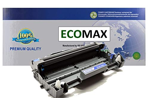 (ECOMAX New Compatible DR520 DR-520 Drum Cartridge, Replacement Use For DCP-8060, DCP-8065DN, HL-5240, HL-5250DN, HL-5250DNT, HL-5270DN, HL-5280DW, MFC-8460N, MFC-8660DN, MFC-8860DN, MFC-8870DW)