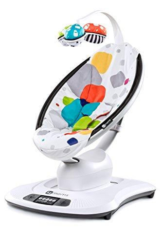 4moms 15674 mamaRoo 3D - Babywippe Multi Plush