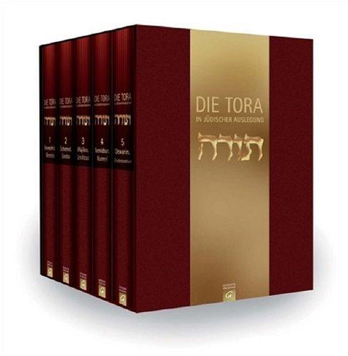 Die Tora. In jüdischer Auslegung von Karl-Heinz Vanheiden