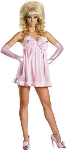 [Fembot Sassy Deluxe Costume - Small - Dress Size 4-6] (Deluxe Sassy Fembot Costumes)