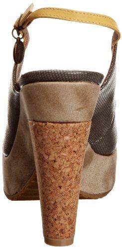 Feud Britannia Cambridge Zapatos para mujer Gris -antonimportexport.es a7852aeb5e8