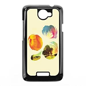 HTC One X Cell Phone Case Black aj35 tycho iso50 art cover music illust TR2456312