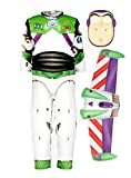 Official Disney Pixar Toy Story Buzz Lightyear fancy dress 3-4 Years Space Ranger Costume with Mask