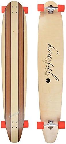 Koastal Longboards Drifter Complete Longboard, 11 x 60